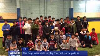 North East Atfal retreat 2015