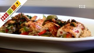 Lemon Olive Chicken | Food Food India - Fat To Fit | Healthy Recipes