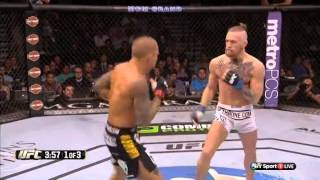 CONOR MCGREOR VS DUSTIN POIRIER FULL FIGHT