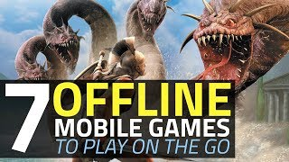 7 Amazing Games You Can Play Offline on Android, iPhone, iPad, and iPod Touch