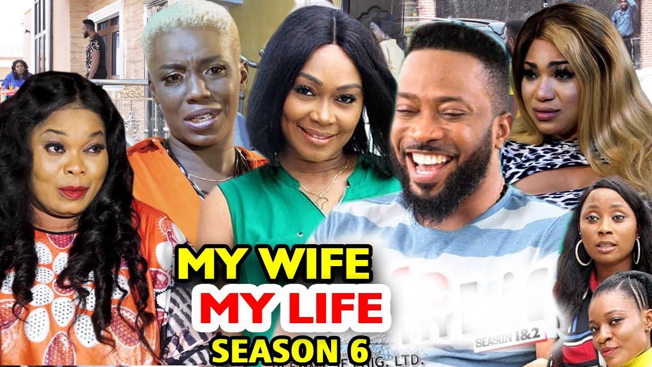 Download MY WIFE MY LIFE SEASON 6 - {New Movie} Fredrick Leonard 2020 Latest Nigerian Nollywood Movie Full HD