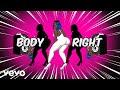 Spice - Body Right (Animated Lyric Video)