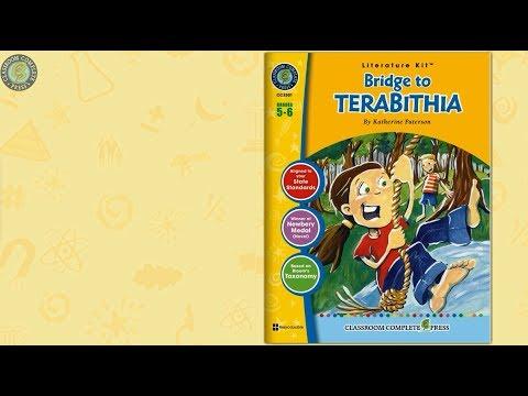 Bridge to Terabithia - Novel Study Guide - Grades 5 to 6 - eBook