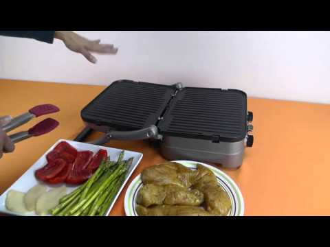 Cuisinart GR-4N 5-in-1 Griddler Review