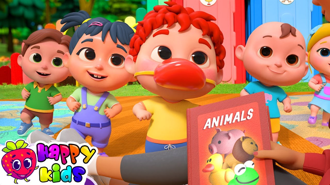 Animal Sounds for Kids Animal Songs Collection | Nursery Rhymes and Baby Songs from Dave and Ava