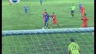 Arema Vs Persija 2-0 Inter Island Cup 2014 [HD]