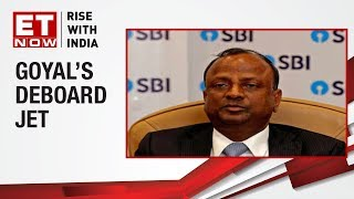 Rajnish Kumar, SBI Chairman speaks on Goyal's  deboarding Jet Airways