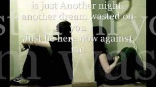 Mayday Parade - Three Cheers For Five Years [Acoustic] Lyrics