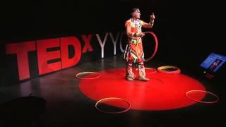 Living a circular life | Dallas Arcand | TEDxYYC