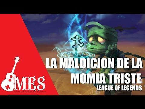 League of Legends - La Maldición de la Momia Triste - The Curse of The Sad Mummy - Mariachi Cover