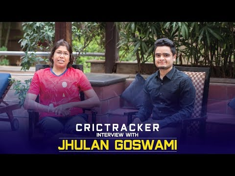 Interview with Jhulan Goswami