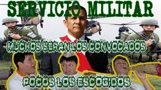 SORTEO DEL SERVICIO MILITAR