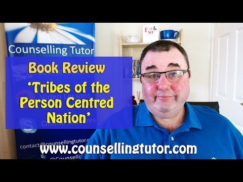 The Tribes of the Person Centred Nation - Book Review
