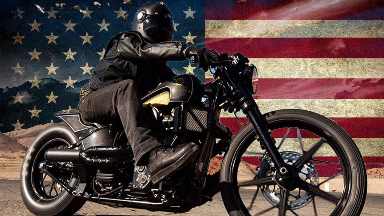 Harley Davidson Softail Bomber by ROLAND SANDS DESIGN (RSD) - Cafe Racer Custom