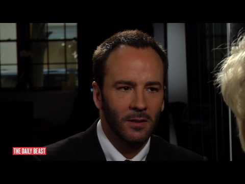 Tom Ford Tells Tina Brown Why He Made 'A Single Man'