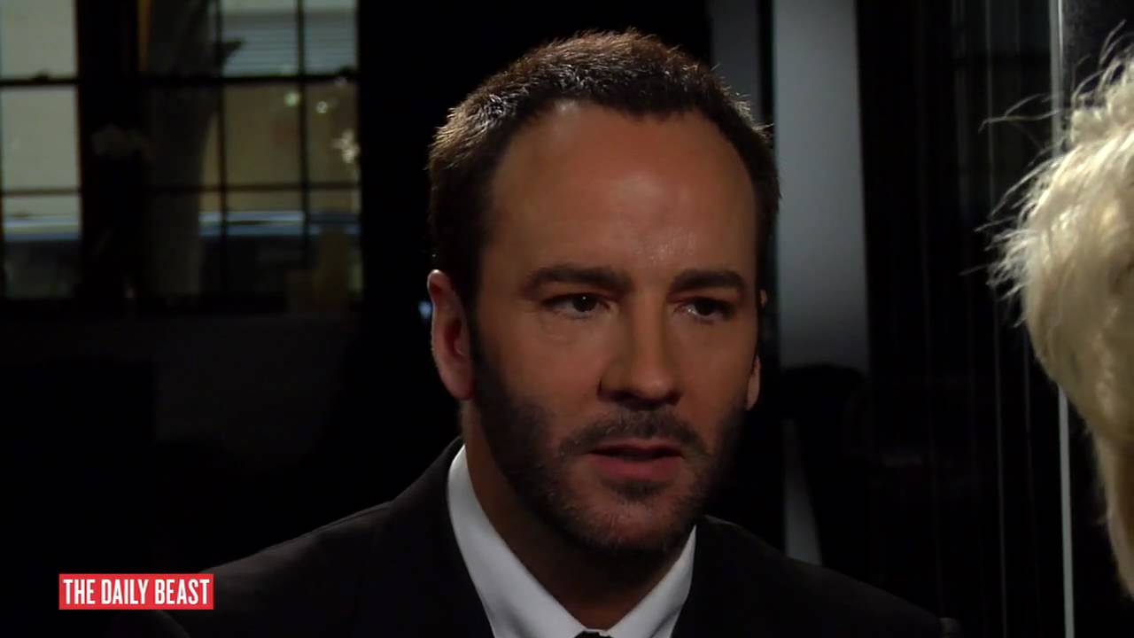Download Tom Ford Tells Tina Brown Why He Made 'A Single Man'