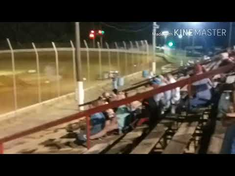 Tyler Emory Potomac Speedway feature 6 1 18