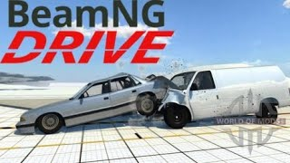 BeamNG Drive Compare to Car crushers roblox