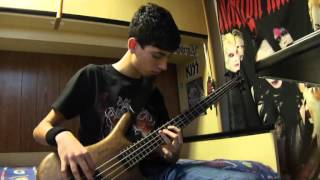 Fu Manchu - Evil Eye Bass Cover By Marga
