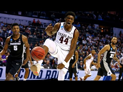 Texas A&M advances to the second round after 73-69 victory over Providence