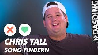 Song-Tindern: Chris Tall – Was Kool Savas und Chris Tall gemeinsam haben | DASDING Interview