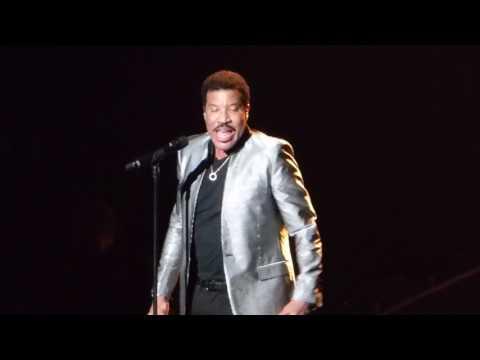 Lionel Richie - Truly LIVE Houston [HD] 8/4/17