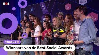 StukTV, Rico Verhoeven en politiehond Bumper winnen Best Social Award