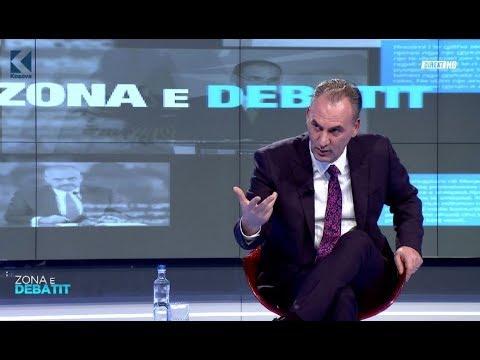 Zona e Debatit - Fatmir Limaj - 24.11.2017 - Klan Kosova
