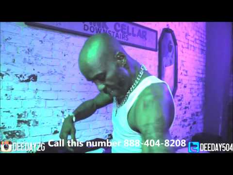 DMX schools an aspiring rapper and spits a freestyle