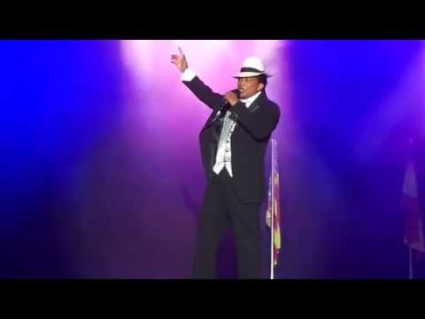 Ray Richardson  - Auditorio Julio Iglesias - Benidorm - Spain