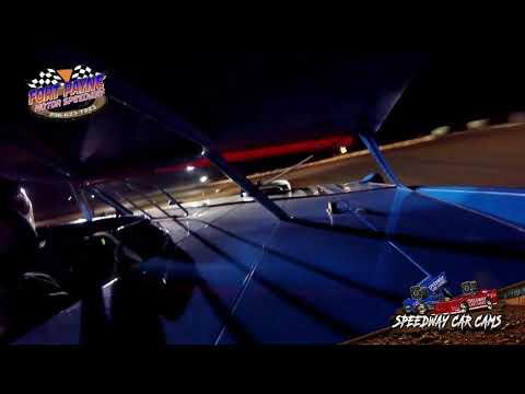 Winner #11 Jay Cromer - 602 Sportsman - 9-22-18 Fort Payne Motor Speedway - In Car Camera