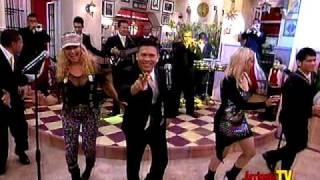 Sonora Dinamita - Se me perdió la cadenita en Arriesga TV