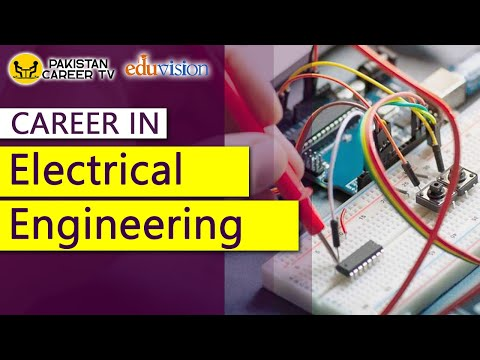 Career in Electrical Engineering : Education and admission d