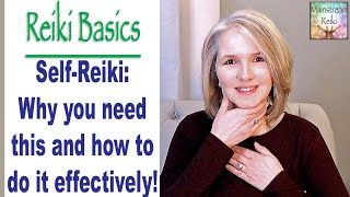 Self-Reiki: Why you need this in your life and how to do it effectively