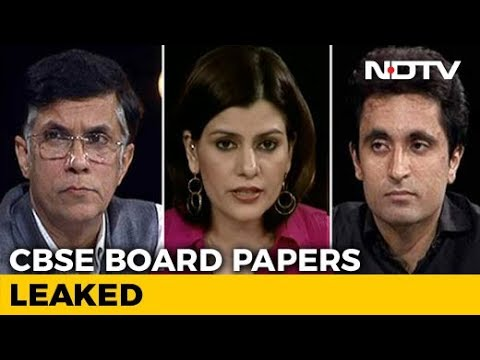 Paper Leak: Should Students Be Punished For CBSE's Incompetence?