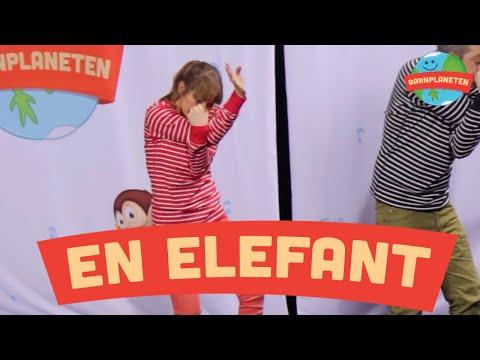 Barnkammarbandet - En elefant balanserade