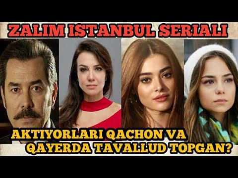 Zolim Istanbul Aktiyorlari Haqidagi Ma'lumotlar