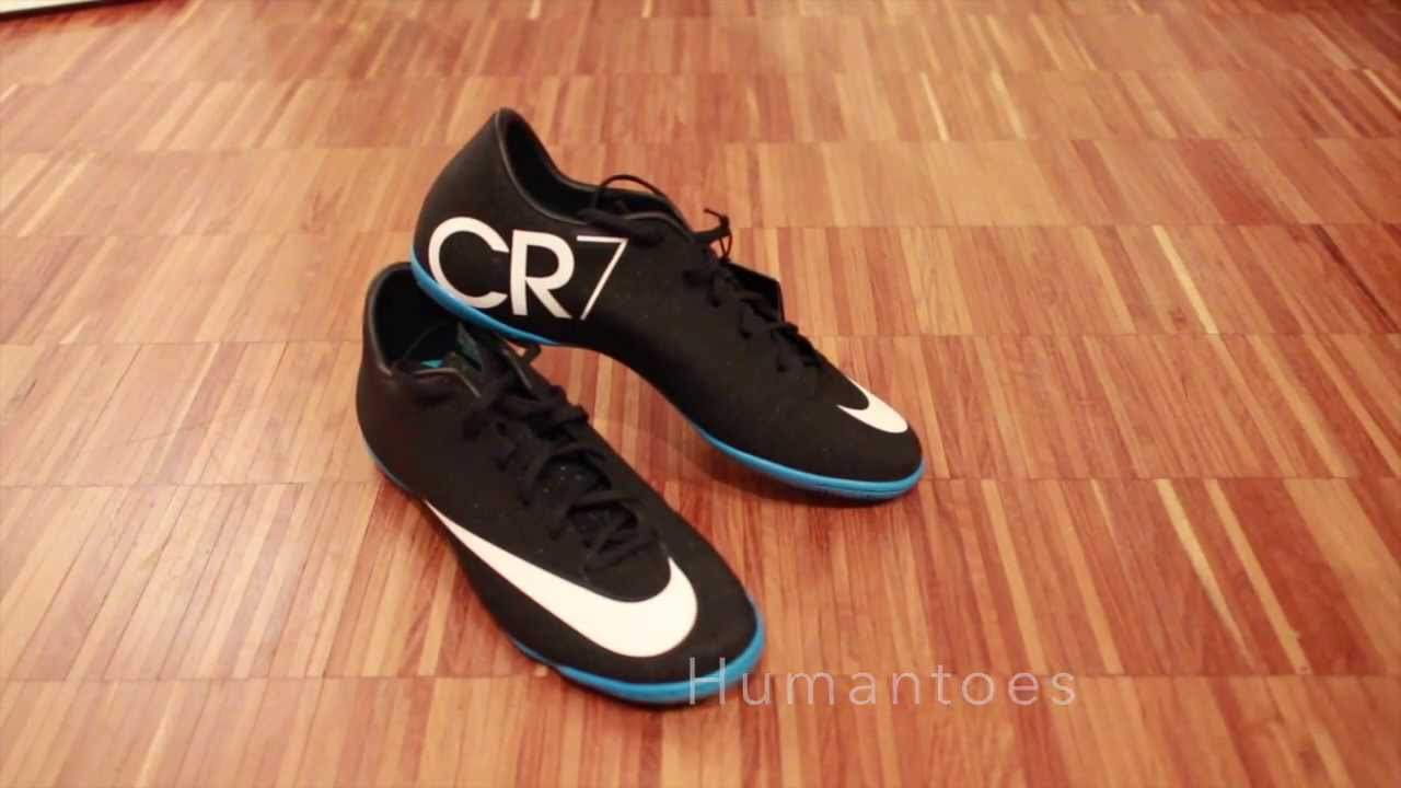 63d2e3ad131 sale nike mercurial victory v ic cr7 indoorfreestlying boot up close test  youtube 54e0b b57f0