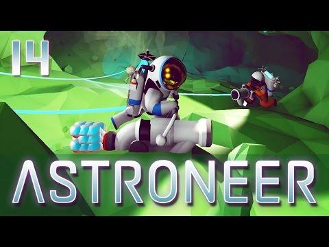 ASTRONEER #14 • Ein Harz für Coya • Astroneer Gameplay German, Deutsch
