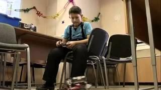 Лига Роботов - Фантазия без границ во всем мире отмечают День детских изобретений
