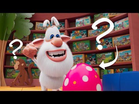 Буба - Серия #41 - Пасхальное яйцо 🐰🥚🐇 - Весёлые мультики для детей - Буба МультТВ