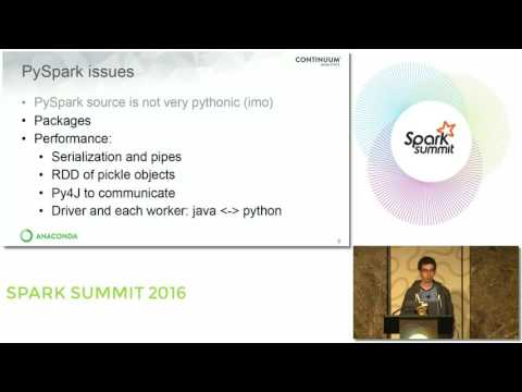 Connecting Python To The Spark Ecosystem