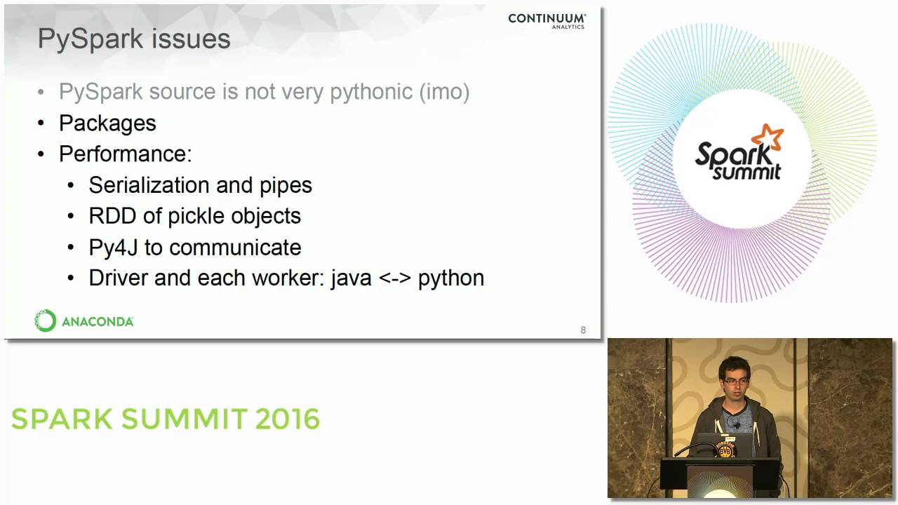 Connecting Python To The Spark Ecosystem - Databricks