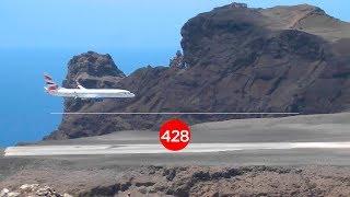O POUSO NO AEROPORTO DE SANTA HELENA - PARTE II EP #428