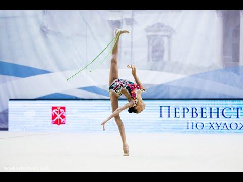 Борисова Мария скакалка