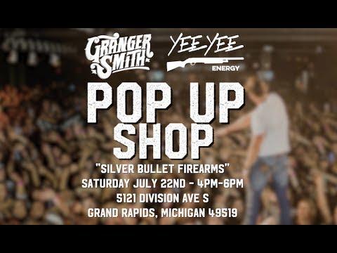 Yee Yee Energy // Yee Yee Apparel Pop-Up Shop!