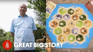 The Man Who Created Settlers of Catan