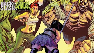Hack/Slash vs. Chaos #3