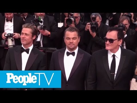 'Once Upon A Time In Hollywood' Gets Rave First Reactions At Cannes | PeopleTV