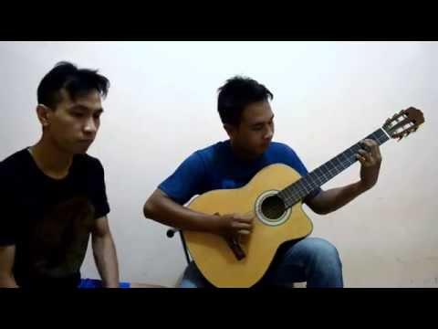 wanita terindah-guitar acoustic-(arnada-fauma)